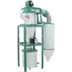 Grizzly G0441 220v 3 Hp Cyclone Dust Collector