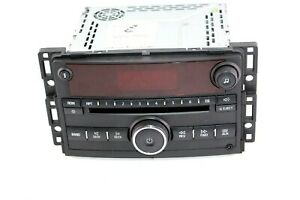 Panasonic Prt 15878973 Oem Saturn Vue 2006 2007 Factory Cd Radio Head Unit
