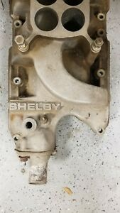 1966 67 Shelby S2ms 9424 A Over The Counter Intake Manifold