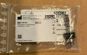 Karl Storz Endoscope Ref 13991srv A w Channel Cleaning Valve Brand New