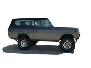 Rough Country 4 0 Suspension Lift Kit International Scout Ii 4wd 82530
