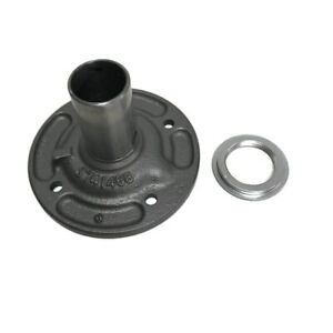 58 65 Saginaw 3 Speed Front Bearing Retainer 3741458 Used W New Input Nut