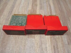 Lot Of 3 Snap On Mt25006499 Mt25001099 Mt25002401 Primary Cartridge