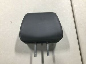 2011 2016 Ford F250 F350 F450 Rear Seat Headrest Middle Black Leather