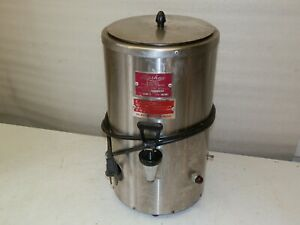 Lipshaw 222 n Electric Paraffin Pitcher Lab Equipment 2 Gallon