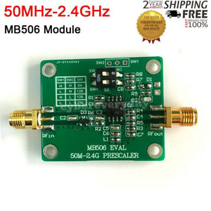 50mhz 2 4ghz Prescaler High frequency Divider For Dbs Catv Pcb Board Uhf