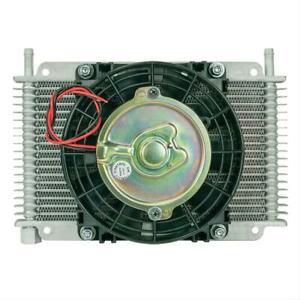 Flex A Lite Stacked Plate Transmission Coolers With Fan 600017