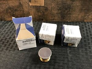 Ilco 7160dc 26d Brass Mortise Dummy Cylinders 1 Length 3 Qty