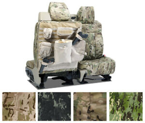 Coverking Multicam Tactical Tailored Seat Covers For Chevrolet Impala