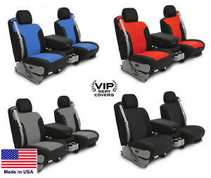 Coverking Moda Neotex Tailored Seat Covers For Pontiac Grand Am