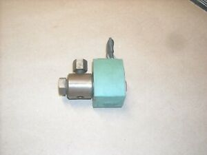 Robinair Ra17522 N o Solenoid Tested And Working Used Item