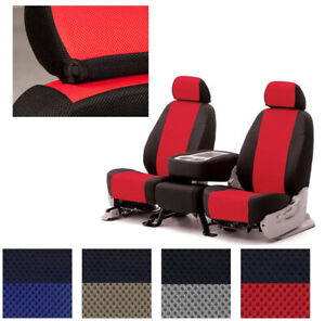 Coverking Spacer Mesh Tailored Seat Covers For Cadillac Eldorado