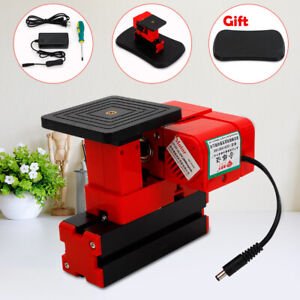 Mini Metal Lathe Jig saw Drill Sawing Mechine Woodworking Lathe Milling Diy Tool