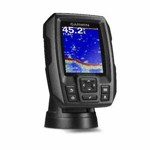 Fish Finder GPS Combo For Boats Best Transducer Garmin Striker 4 Chirp 3.5 Inch