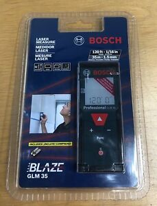 Bosch Glm35 Laser Measure New