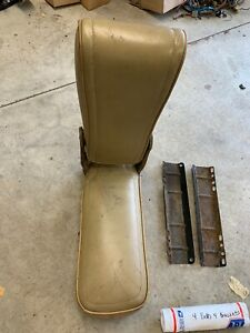 66 77 1966 1977 Early Ford Bronco Middle Seat Center Armrest Tan