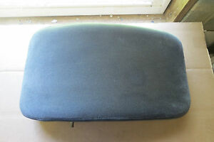 1998 99 2000 2001 Ford Expedition Arm Rest Center Console Elbow Pad Fabric Oem