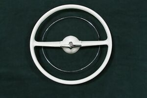 1949 50 Mercury Steering Wheel
