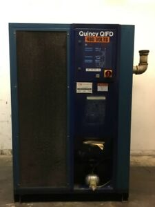 Quincy Compressor Qifd 2750 Refrigerated Air Dryer