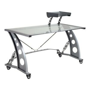 Pitstop Furniture Pfd2000c Gt Spoiler Desk clear