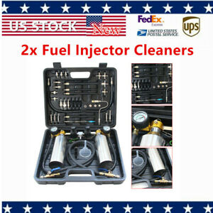 Gx 200 Non Dismantle Injector Cleaner Tester Fuel System For Petrol Car Usa
