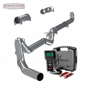 Mbrp 4 Exhaust With Ppe Tuner 01 07 Chevy Gmc Duramax Diesel 6 6l No Muffler