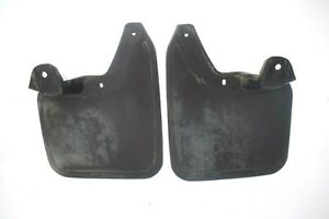 89 95 Toyota Pickup Truck Mud Flaps Splash Guards 2wd Front Oem 90 91 92 93