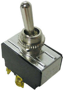 20a Heavy duty 1 1 2 Hp Double pole single throw Toggle Switch