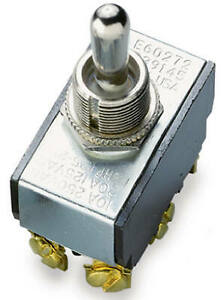 20a Heavy duty 1 1 2 Hp Double pole double throw Toggle Switch