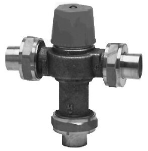 Thermostatic Mixing Valve Lead free 3 4 in