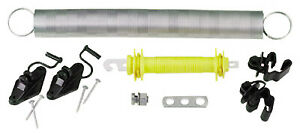 Electric Fence Slinky Gate Handle Set Fits Up To 20 ft