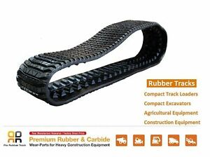 Rubber Track 457x101 6x51 Asv Rc100 Skid Steer