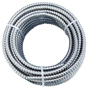 Conduit Reduced Wall Aluminum 1 2 in X 100 ft Coil