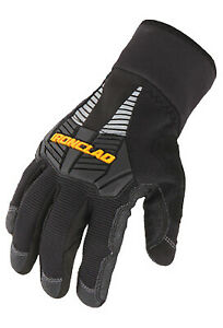 Cold Insulated Condition Gloves Large