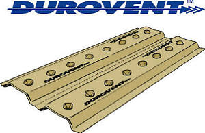Durovent 22 X 48 Rafter Vent Pack Of 70