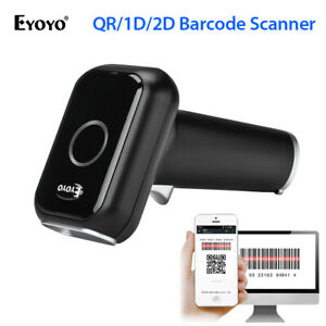 Fast Speed 2d Image Barcode Scanner Reader Mobile Payment For Windows Mac System