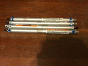 1 Ea Smc Ncdgca25 1000 Pneumatic Air Cylinder