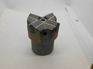 Rock Drill Bit For H thread Drill 1 7 8 Carbide Tip