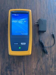 Fluke Networks Onetouch At 1t Tfs Versiv Copper Ethernet Network Tester