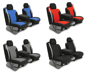 Coverking Moda Sportex Tailored Seat Covers For Nissan Titan