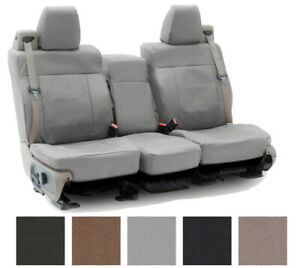 Coverking Ballistic Tailored Seat Covers For Nissan Titan
