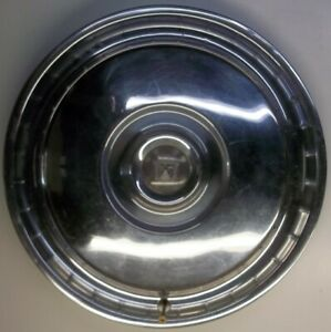 1955 1956 Ford Fairlane 15 Inch Hubcap Wheel Cover Fomoco