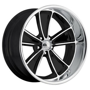 Blem Set Boyd Coddington Speedster 17x7 5x120 65 Et 6 Blk Mach Face Diamond