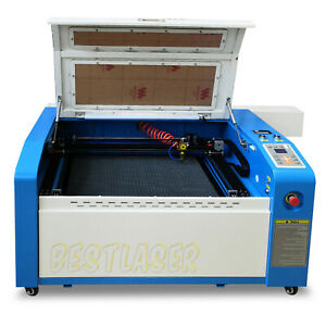 Ruida 80w Co2 Laser Engraving And Cutting Machine With Motorized Table 16 x24