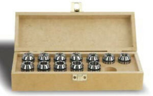 Er16 12pcs Inch Size Collet Set 1 16 13 32 X 32nds By Yg1 High Quality