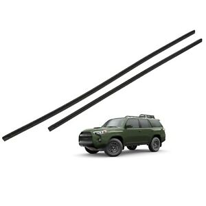 2010 2020 4runner Wiper Blade Inserts Rubber Replacement Front Genuine Toyota