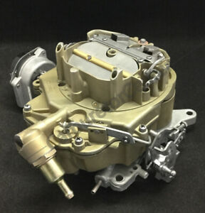1972 Ford Mustang D2zf Bb Carburetor Remanufactured