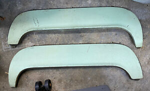 1952 Oldsmobile 98 Fender Side Skirts 51 52 53 Olds 98 Wheel Covers Original