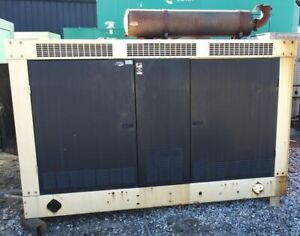 2003 Kohler 100 Kw Natural Gas Generator 880 Hours Enclosed