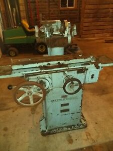 Brown And Sharpe No 10 Tool Grinder